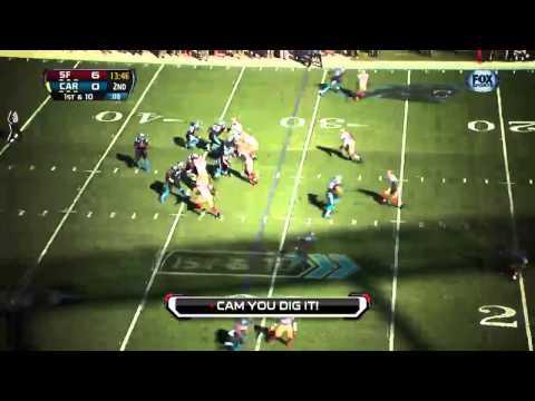 Cam Newton: Top five plays