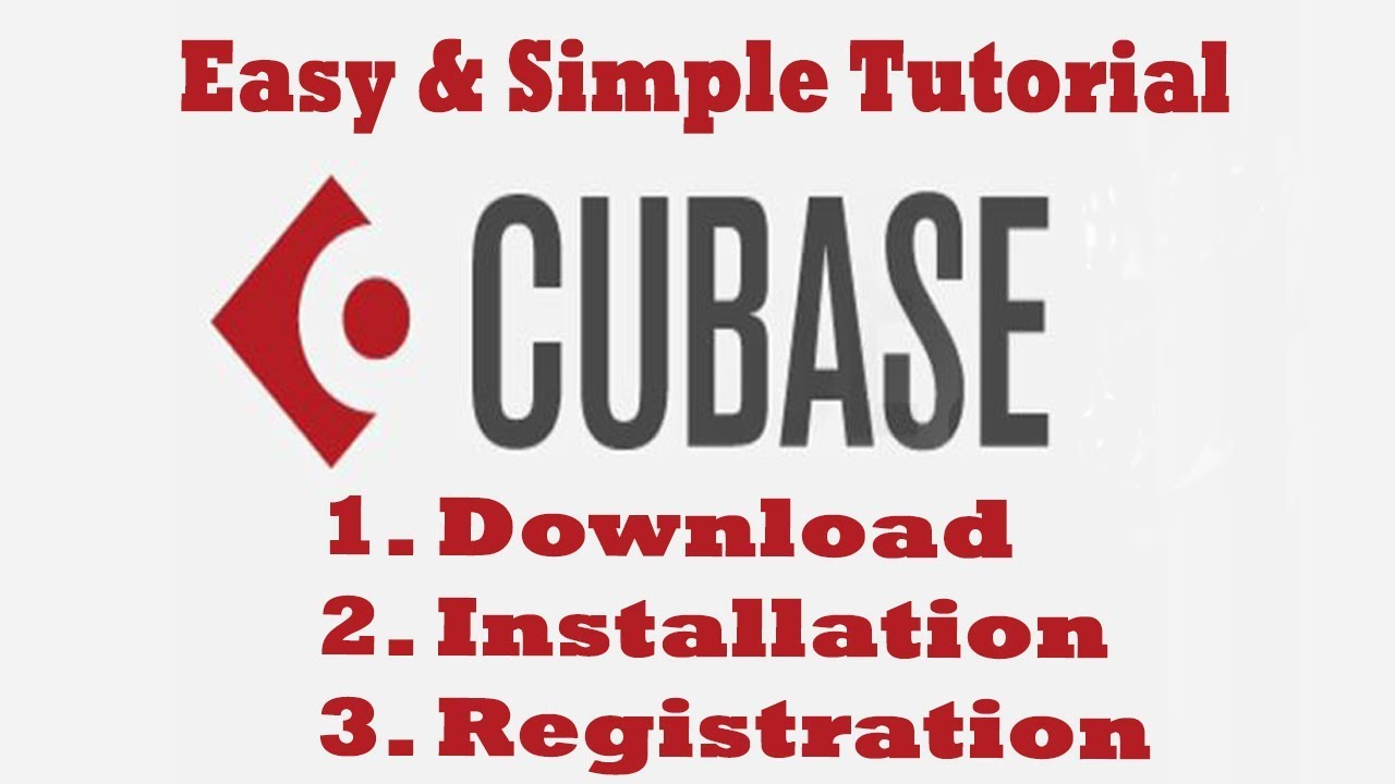 how to download and install cubase le 9 ai elements getting