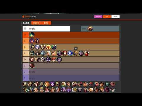 SMITE Season 5 Mage Mid lane tier list!