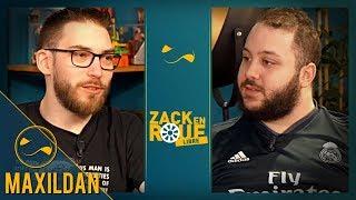 La parcours de Maxildan, le présentateur du Game ! - Zack en Roue Libre #22