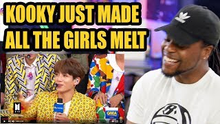 BTS | Speaks out on GMA | Good Morning America Interview | Reaction!!!