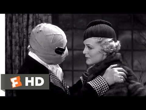 The Invisible Man 1933  Terrible Power  510  Movies