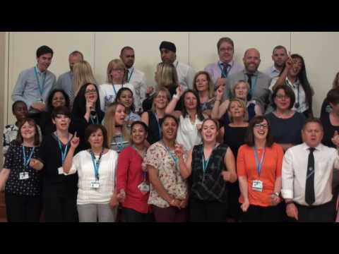 Lyndon School Staff video for Y11 Leavers 2017 - Time Of My Life