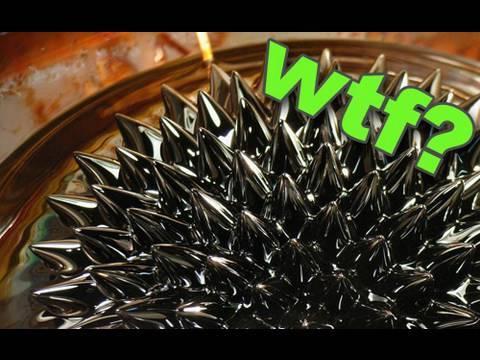 How to make Magnetic Fluid (ferro fluid)