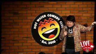 Jonathan Murray   LIVE at Hot Water Comedy Club