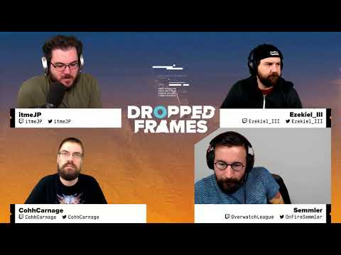 Dropped Frames - Week 134 - Semmler on CSGO and OWL (Part 1)