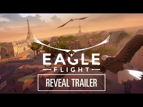 Eagle Flight - Ankündigungs-Trailer [DE]