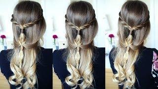 Valentine's Day Hairstyle Idea | Hairstyle Ideas | Braidsandstyles12