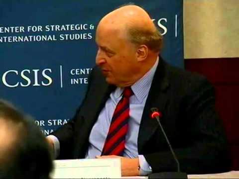 Statesmen's Forum: Alberto Romulo, Secretary of Foreign Affairs, Republic of the Philippines
