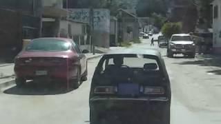 Primer recorrido con el vehiculo electrico honda coupe 1972