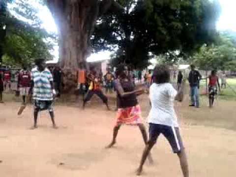Aboriginal  Aurukun fights