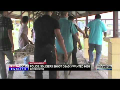 Indonesian Police Kill Man Accused of Scottish National Kidnapping in Aceh