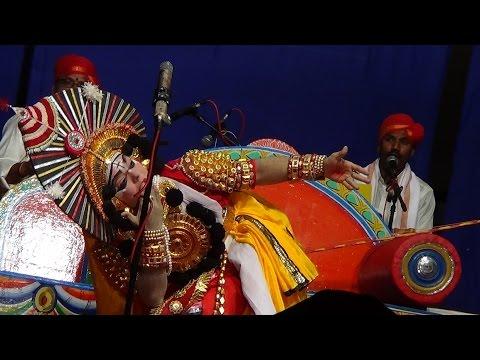 Yakshagana -- ''Ena PeLuve ee SOjigava ....'' Jansale - Kannimane