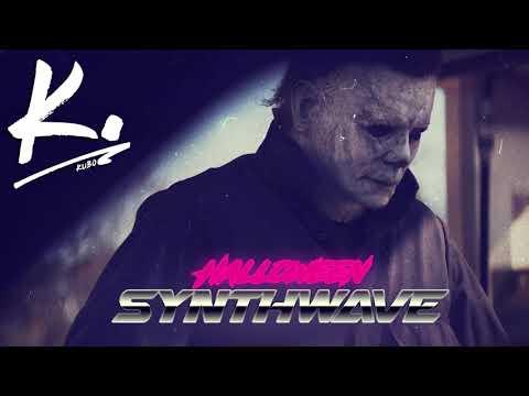 Halloween Theme Synthwave