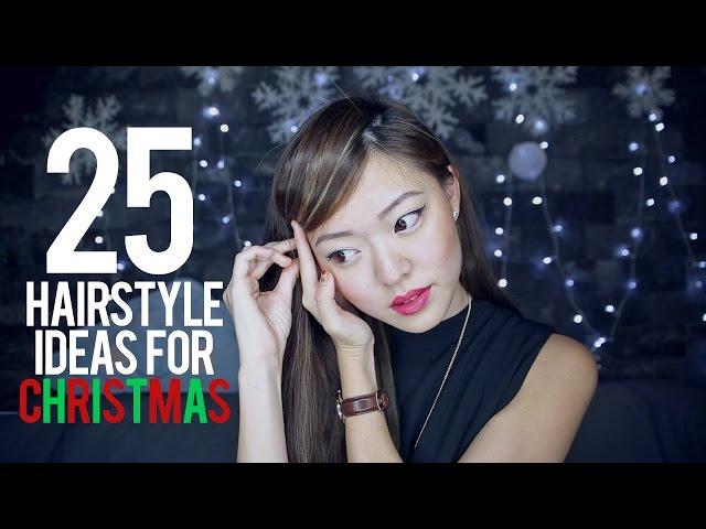 25 Different Hairstyle Ideas Tutorial - PrettySmart: EP 2