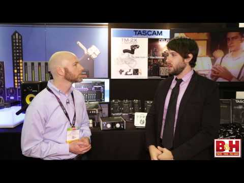 Tascam UH-7000 USB Interface And Standalone Mic Preamp: NAB 2014