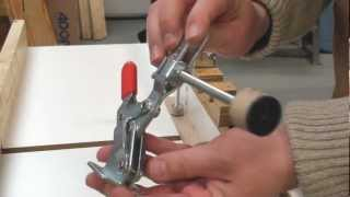 How To Make Toggle Clamp Extensions For Jigs - Part 2