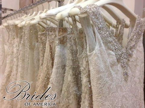Brides of America store tour