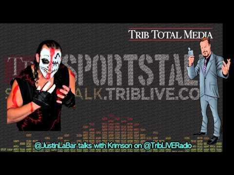 Krimson Explains TNA Letter & Crazzy Steve Character Accusations