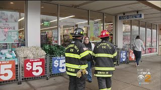 Strange Smell Causes Evacuation At Southland Shopping Center