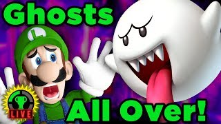 Don't Let The Ghosts Get You! | Luigi's Mansion 3 (Part 3)