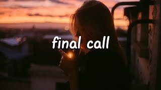 Airmow &amp Rubika - Final Call ft. Linn Sandin