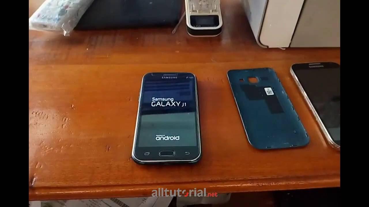 Cara Flash Samsung Galaxy J1 Sm J100h Youtube