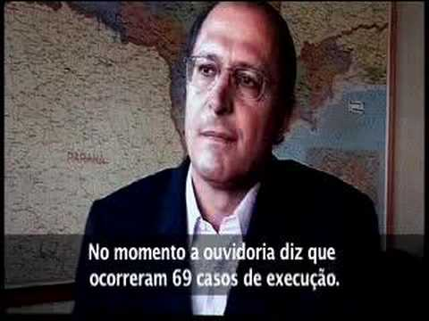 Alckmin foge da responsabilidade