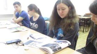 Курсы английского языка Харьков( урок подростков)