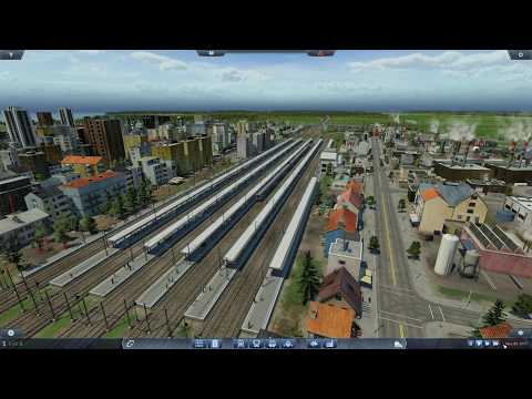 Transport Fever | Training Spotting Main Depot