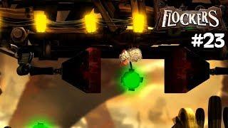 FLOCKERS: #023 - Kopfstand - Let's Play Flockers Deutsch / German