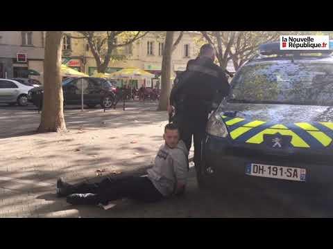 VIDÉO Les Gendarmes En Démonstration à Issoudun