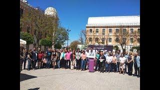 Presentación candidatura autonómica de Podemos Región de Murcia #26M