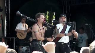 Saltatio Mortis Live HD( Intro)   Eröffnung die erste @ Mps Köln