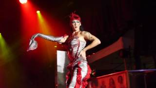 Montreal Pride Violet Chachki Cut The Jazz