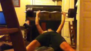 Homemade Bench Press