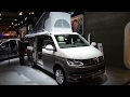 2017 Volkswagen California Ocean - Exterior and Interior - Auto Show Brussels 2017