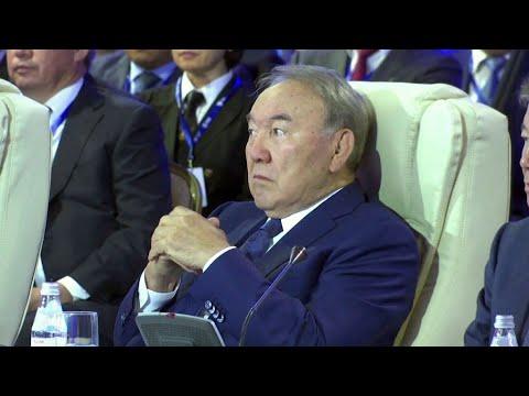 Kazakhstan : Nazarbaïev, l'éternel