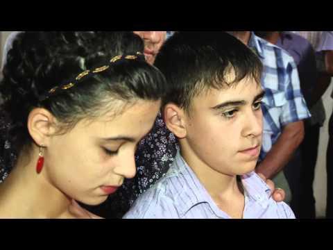 Первое крещение в Армянской церкви в Ижевске