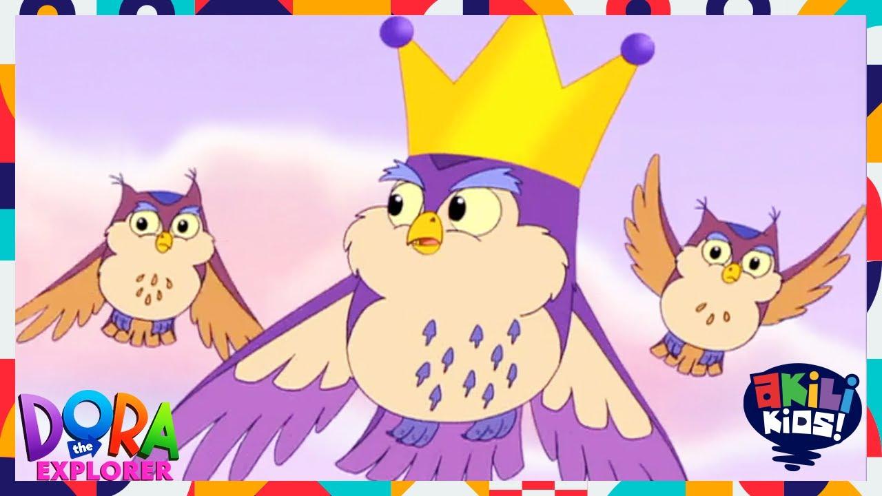 Download Dora The Explorer | The Enchanted Forest Adventure Part 3 | Akili Kids!