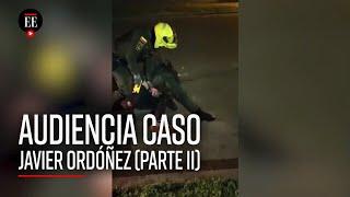 Caso Javier Ordóñez: audiencia de legalización de captura de policías implicados (II)