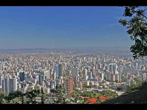 Beautiful Belo Horizonte City