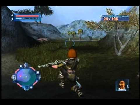 Brute Force DLC Mission Lockjaw