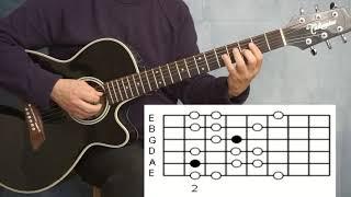 Em ở đâu _ Chí Tài (hướng dẫn intro guitar_phần 1)