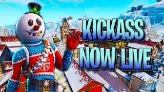 GRINDING FOR CHAMPIONS LEAGE ARENA LEAGUE PLAY | FORTNITE LIVE | USE CODE YT_KICKASS