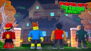 ROBLOX - LE MOST HAUNTED HOUSE IN ROBLOX!