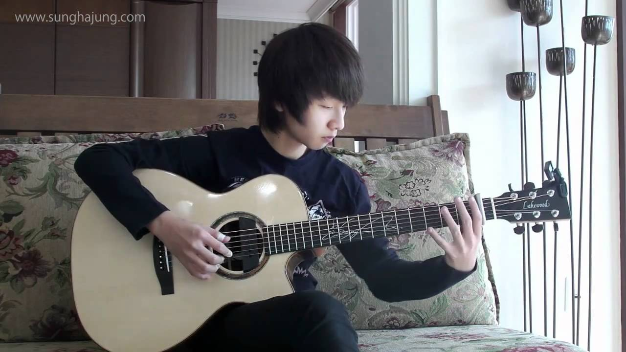 Michael jackson beat it sungha jung youtube for Jackson galaxy band