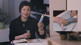 Новинки по уходу за ногтями серии THE ONE Expert Care коды 41760 41758 и 38722