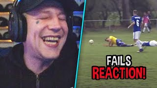 MontanaBlack reagiert auf KREISLIGA Fails! 🤣 MontanaBlack Reaktion