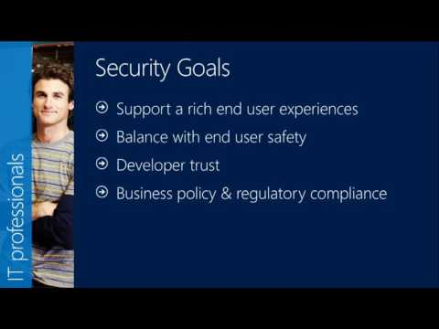 TechEd Europe 2013 Mobile Security in the Enterprise Windows Phone 8 Answers the Call